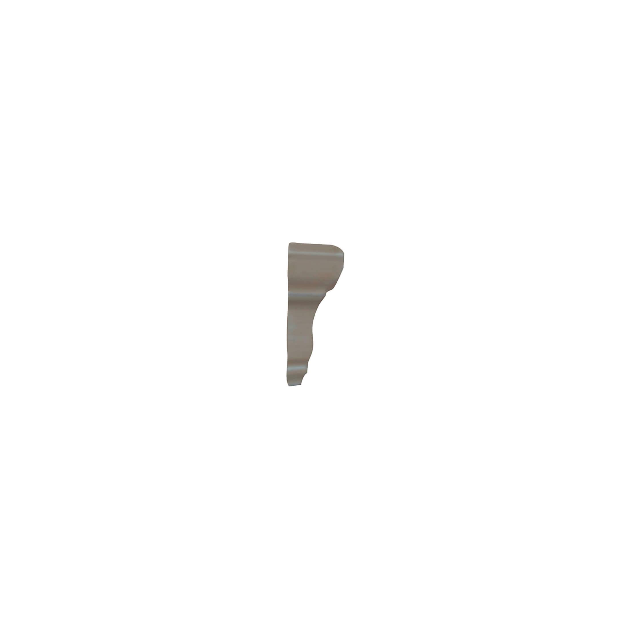 ADST5116 - ANGULO EXTERIOR CORNISA - 7.5 cm X 19.8 cm