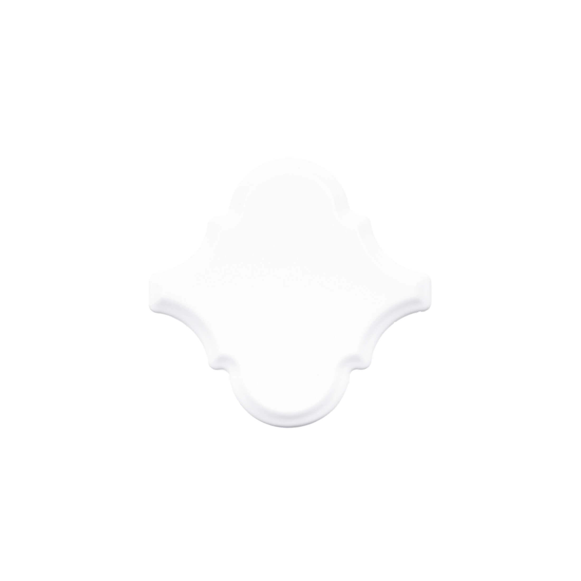 ADST8001 - ARABESCO SNOW CAP - 15 cm X 15 cm