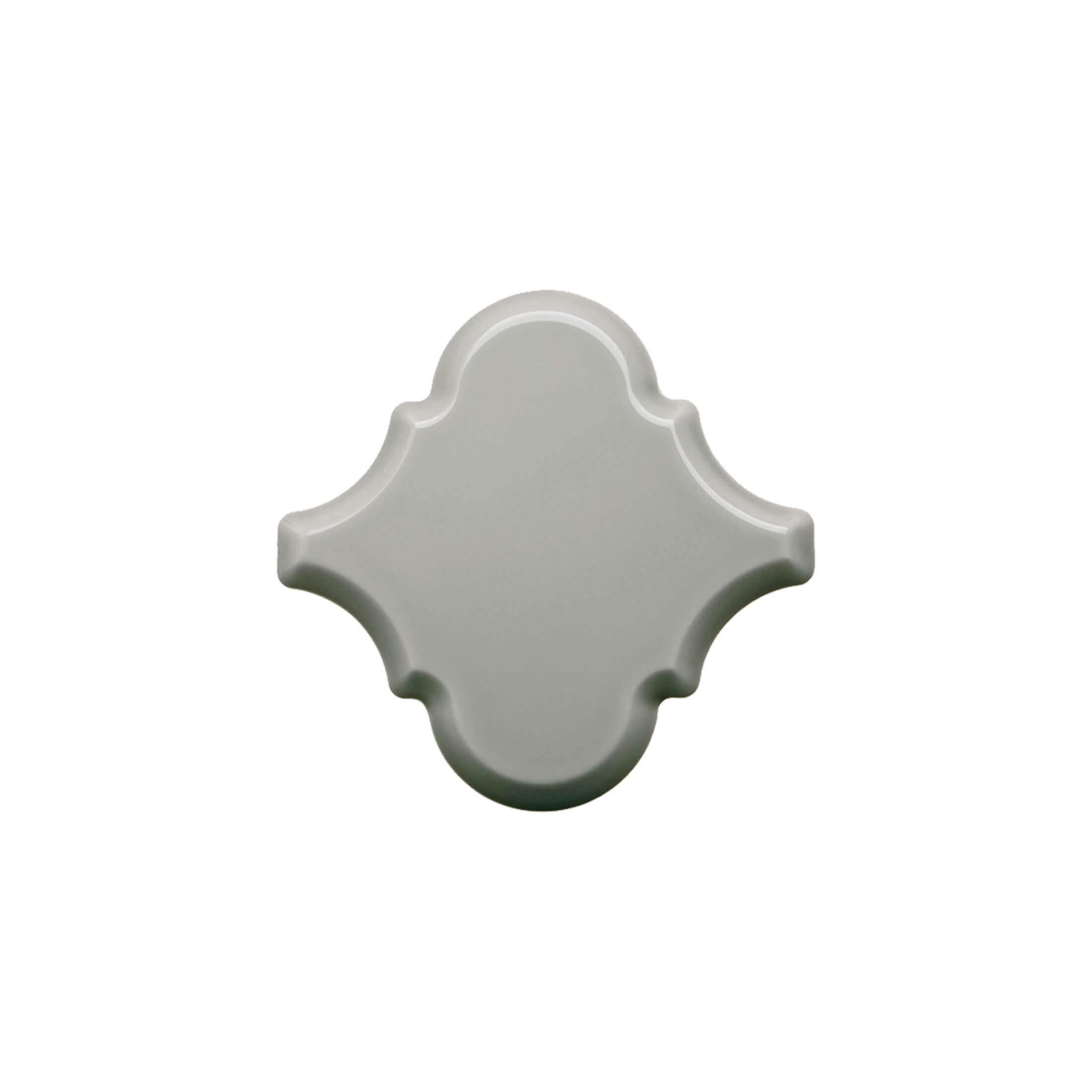 ADST8007 - ARABESCO GRAYSTONE - 15 cm X 15 cm