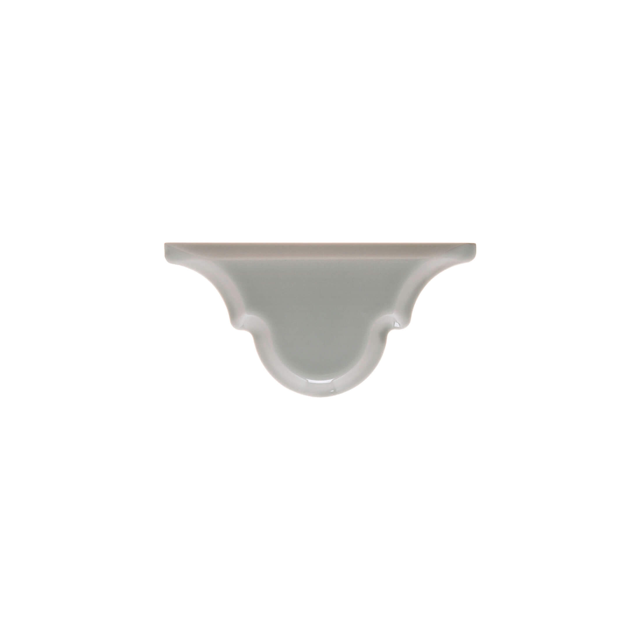ADST8014 - ARABESCO REMATE GRAYSTONE - 7.5 cm X 15 cm