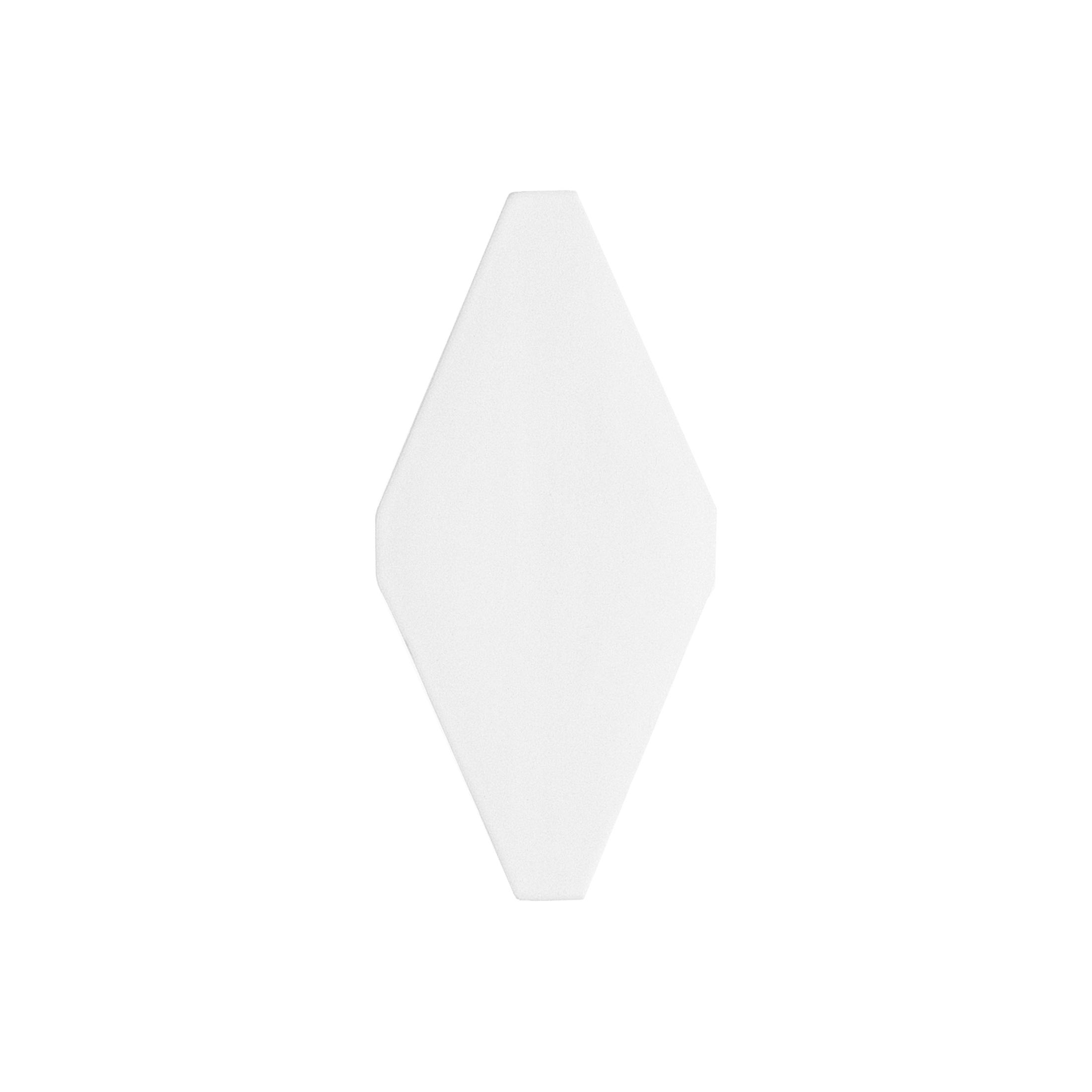 ADNE8051 - ROMBO BLANCO Z - 10 cm X 20 cm